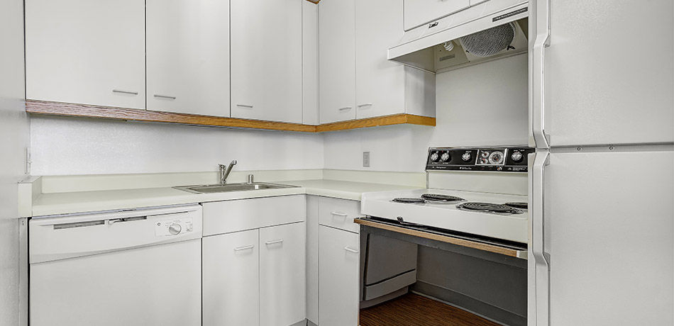 Apartments in Civic Center | Trinity Towers